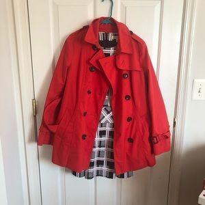 Jackets & Blazers - Red British formal coat